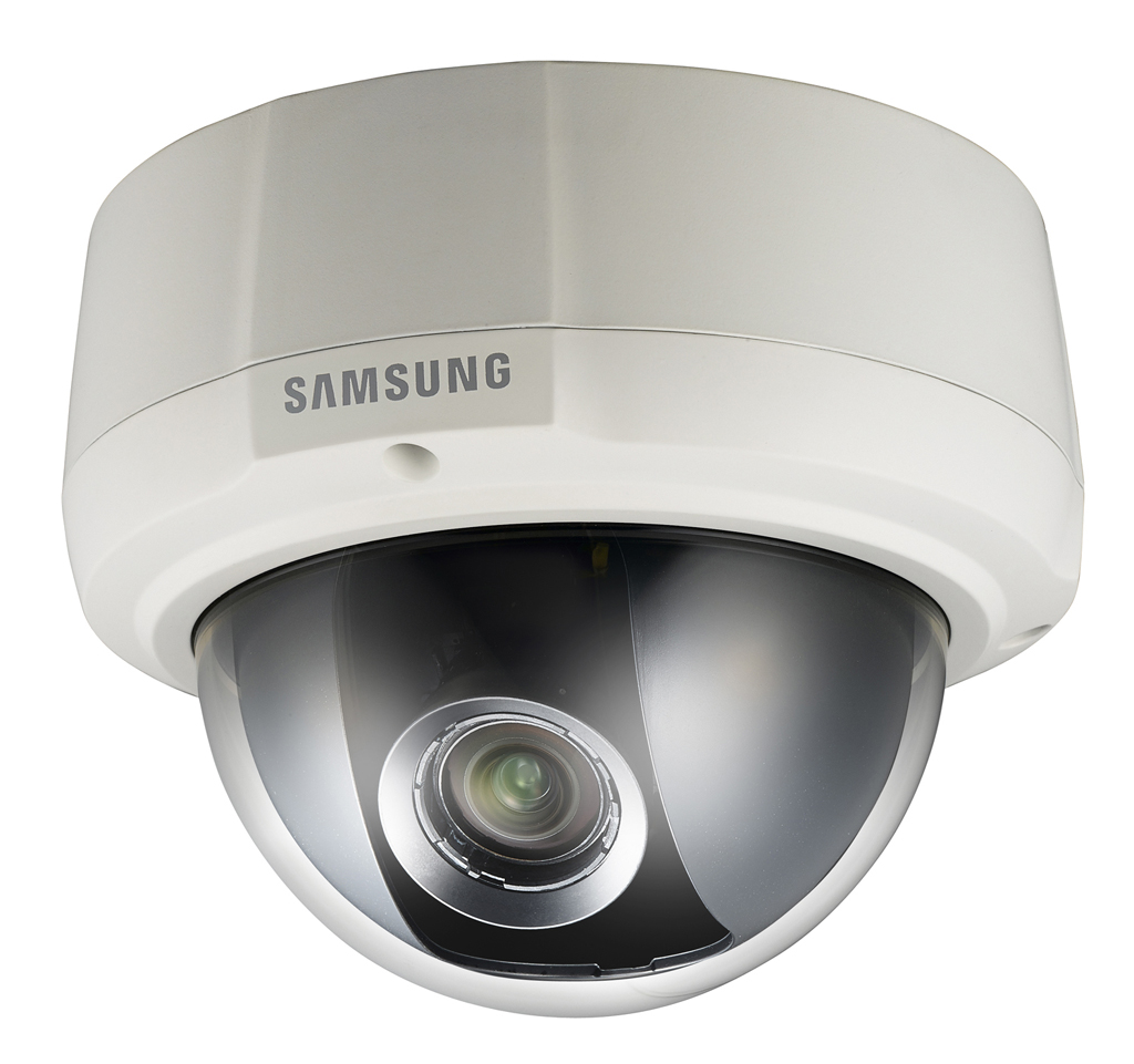 Samsung Techwin Expands Its Range Of Security Cameras That