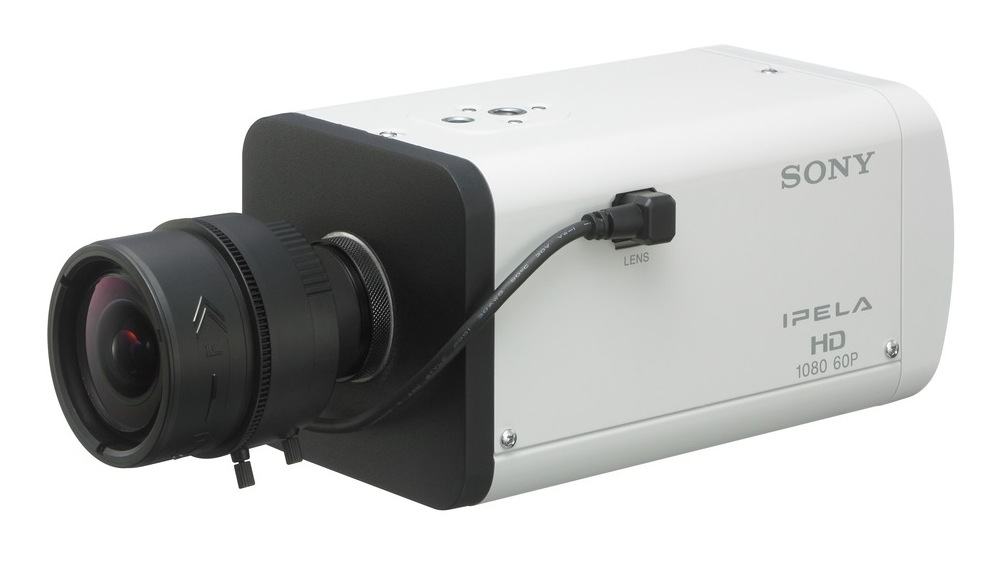Sony introduces five new IP cameras with signal processing ...