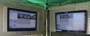 TTCS y Mobotix simulacro playa Muro