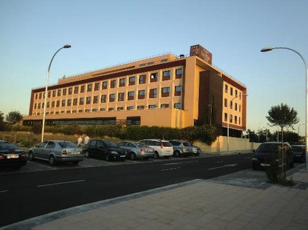 Mobotix Hotel de las Artes Pinto
