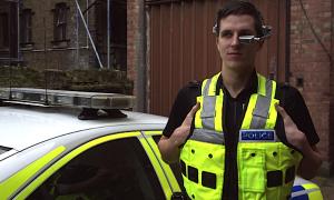 Polícia de Google Glass