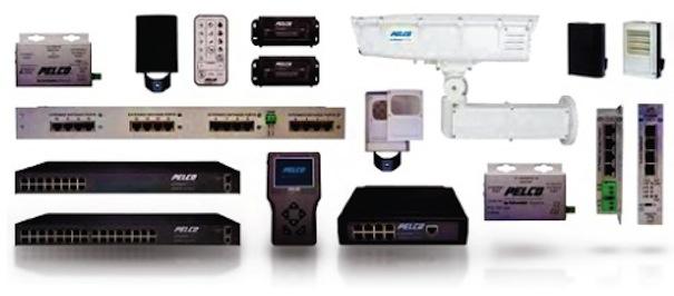 Pelco by Scheneider Electric accesorios IP