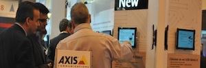 Axis Iberia despliega innovación de vídeo en red en SICUR 2014 para celebrar su XV aniversario