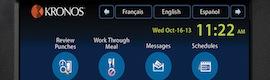 Kronos optimiza su sistema de control de asistencia InTouch con tecnología biométrica