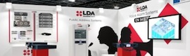 LDA-Tech Audio lleva a ISE 2014 its Spanish technology and Voice Alarm PA NEO