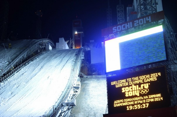 Panasonic Sochi 2014