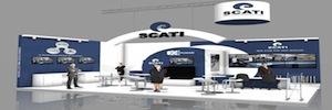 Scati presenta en SICUR 2014 su plataforma Kraken, capaz de gestionar miles de cámaras