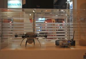 Siemens Drone Sicur 2014