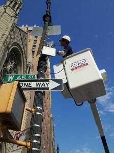 Sony protege la maraton NY