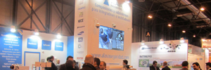 Alava Ingenieros closes its participation in SICUR 2014 a strategic and technological challenge for the security sector