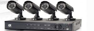 Conceptronic desarrolla un kit de vigilancia CCTV de ocho canales para interior y exterior