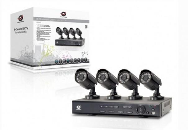 Conceptronic C8CHCCTV kit