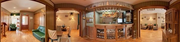 Hikvision asegura restaurante Ti Amo San Petersburgo