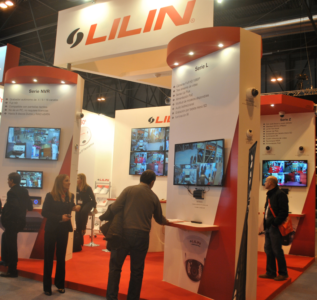 Lilin advantage attending SICUR 2014 to showcase the ...