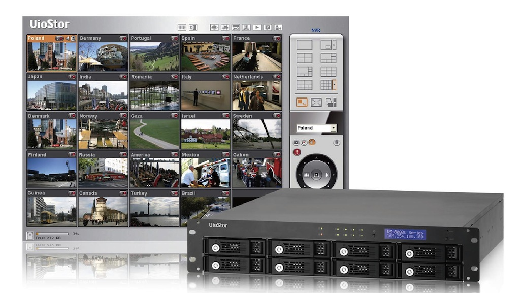 MCR distributes in Spain the NVR and Qnap NAS solutions - Digital