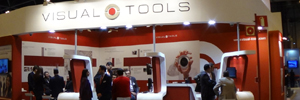 Visual Tools shown in SICUR 2014 its commitment to IP video surveillance for distributed installations