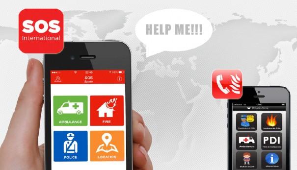 App Help Me SOS Internacional