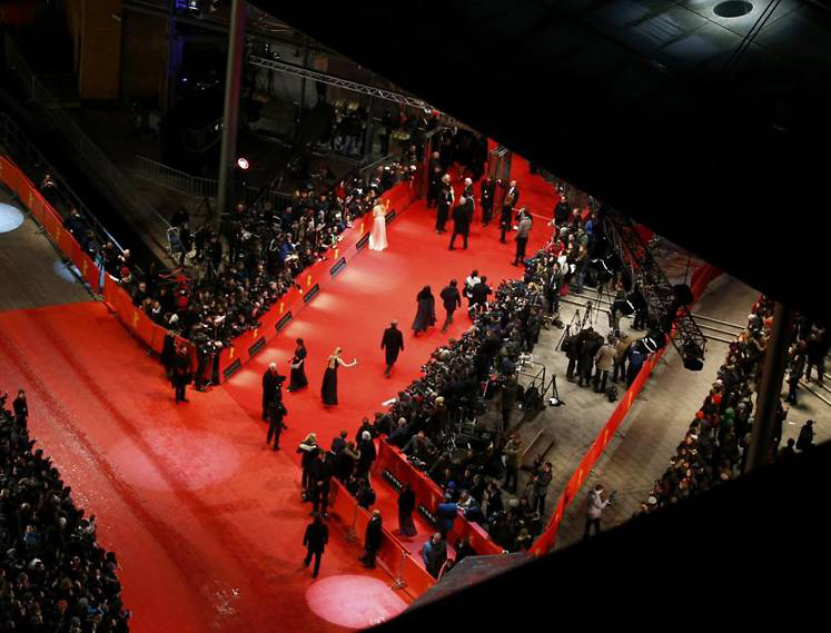 Axis cameras provided security in the 'red carpet' for ...