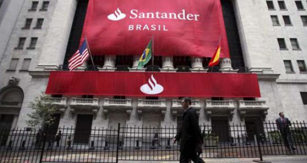 バンコ·サンタンデール·ブラジル...