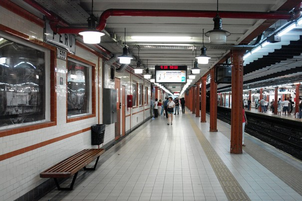 Metro Peru
