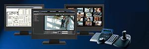 Panasonic WV-ASE205 enhances visibility in low-light video surveillance IP