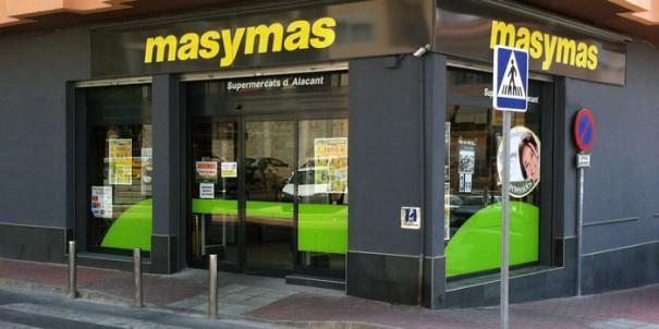 Mas y Mas supermarket