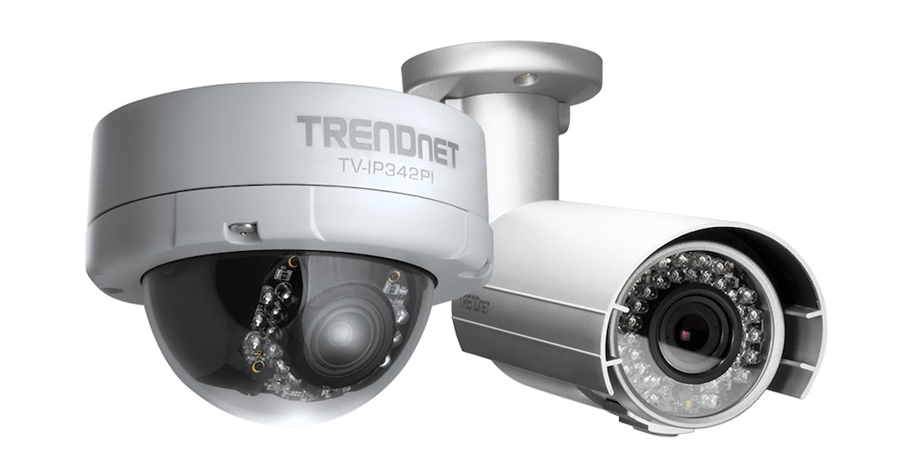 Trendnet nuevas c maras ip de dos megapixel para - Camaras videovigilancia exterior ...