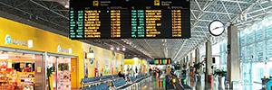 Aena adjudica a Vitelsa el mantenimiento de los sistemas de seguridad y control de acceso del aeropuerto de Fuerteventura