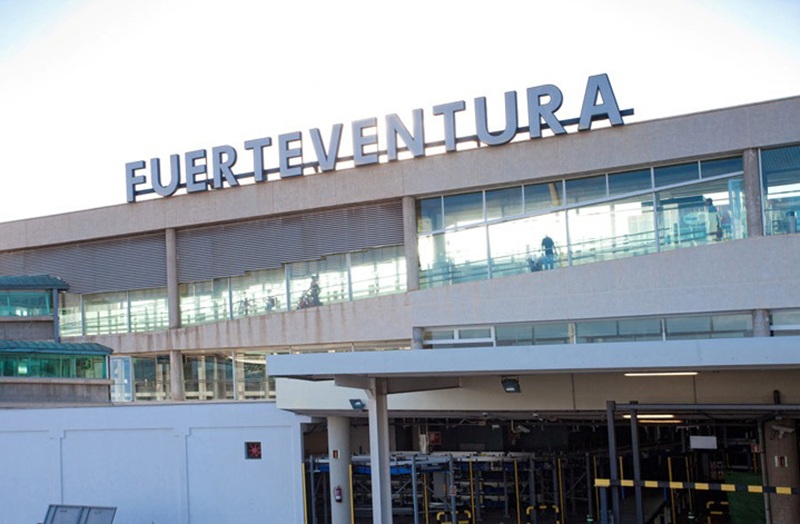 vols fuerteventura direct