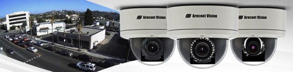 Arecont-Vision-MegaDome2 Stellar