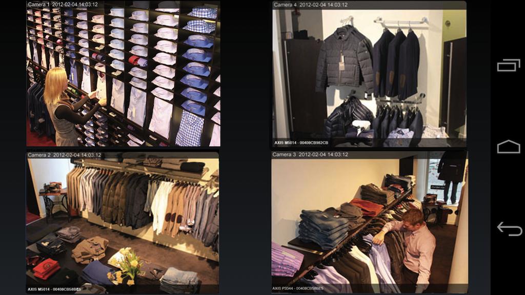 axis ayuda a implementar soluciones de videovigilancia ip. Black Bedroom Furniture Sets. Home Design Ideas