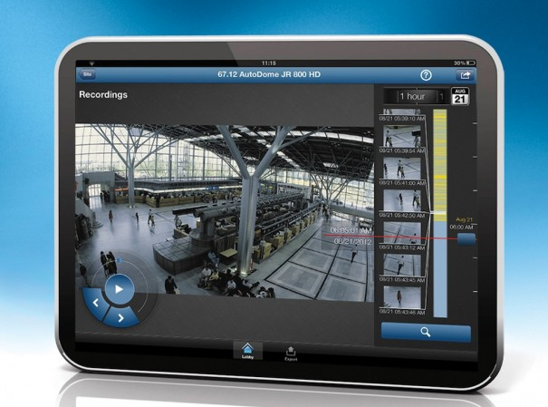 Bosch Dynamic Transcoding Technology