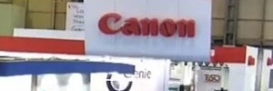 Canon and its partners in Ifsec show 2015 integrated workflows for network security