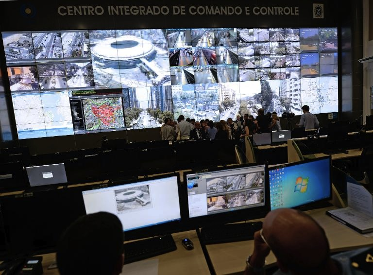 Brazil 2014 The Biggest Security Operation With Twelve