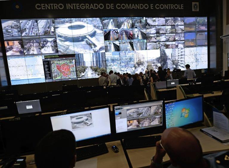 Brasile 2014 La Pi 249 Grande Operazione Di Sicurezza Con