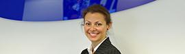 Joanne Herman, Samsung Techwin, untersucht, wie WiseNetIII offene Plattform-Design ändert die Art, IP-Videoüberwachung