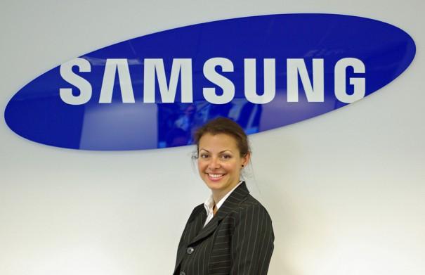 Joanne Herman Samsung Techwin
