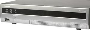 Panasonic: Nova viseira de segurança 2.1 iOS e Android, que inclui o gravador WJ-NV300