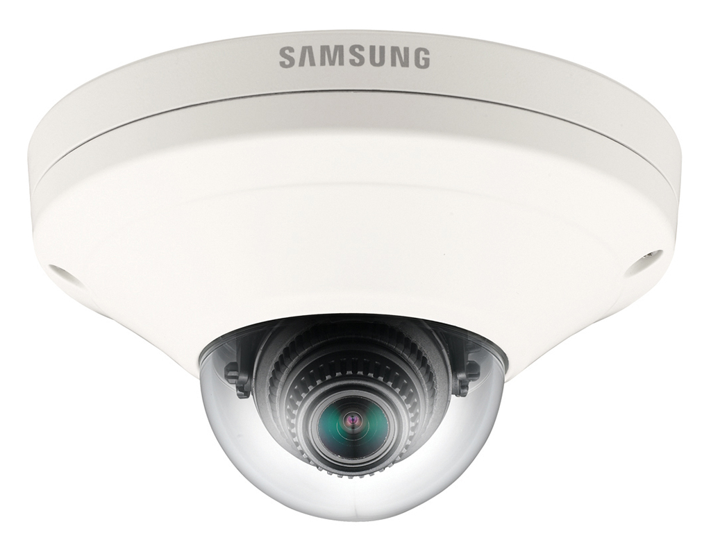 Samsung Techwin strengthens security in the retail sector