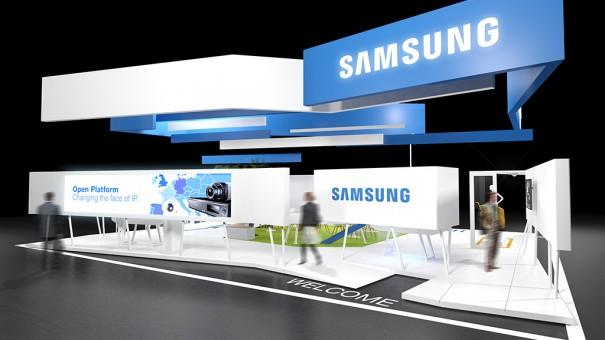 Samsung Techwin en Ifsec2014