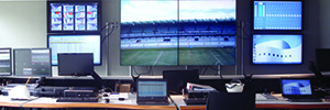 Sony cameras monitor the stadium Mineirão, Brazil hosted the World and Olympics 2016