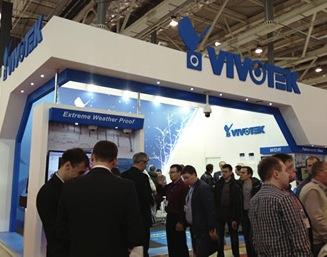 VIVOTEK Ifsec2014