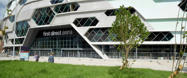 Avigilon First Direct Arena