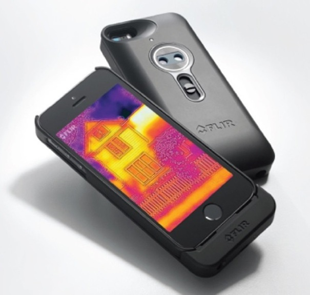 Flir One Iphone Test