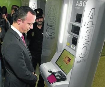 Indra-Iecisa Aeropuerto-Malaga-sistema ABC Foto EFE