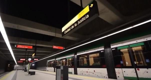 Metro Malaga