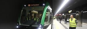 El Metro de Málaga inaugura las Líneas 1 y 2 con más de cuatrocientas cámaras de videovigilancia