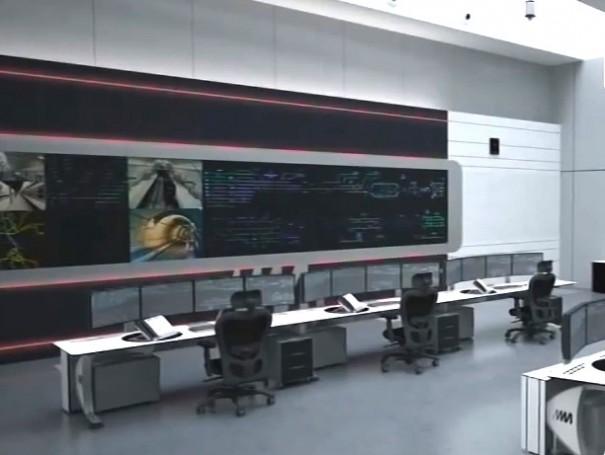 Metro Malaga centro control