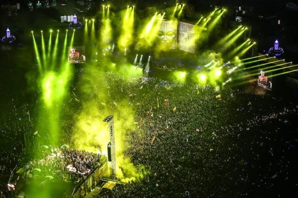 Panasonic Tomorrowland2014