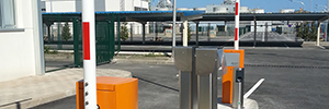SPEC Group develops a control vehicle access that does not require that the barrier is lowered